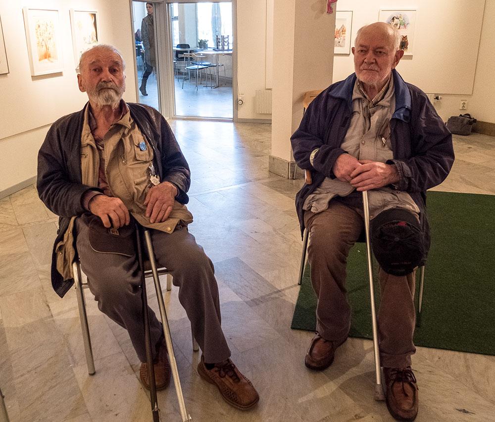 Titus och Gustav Nelson