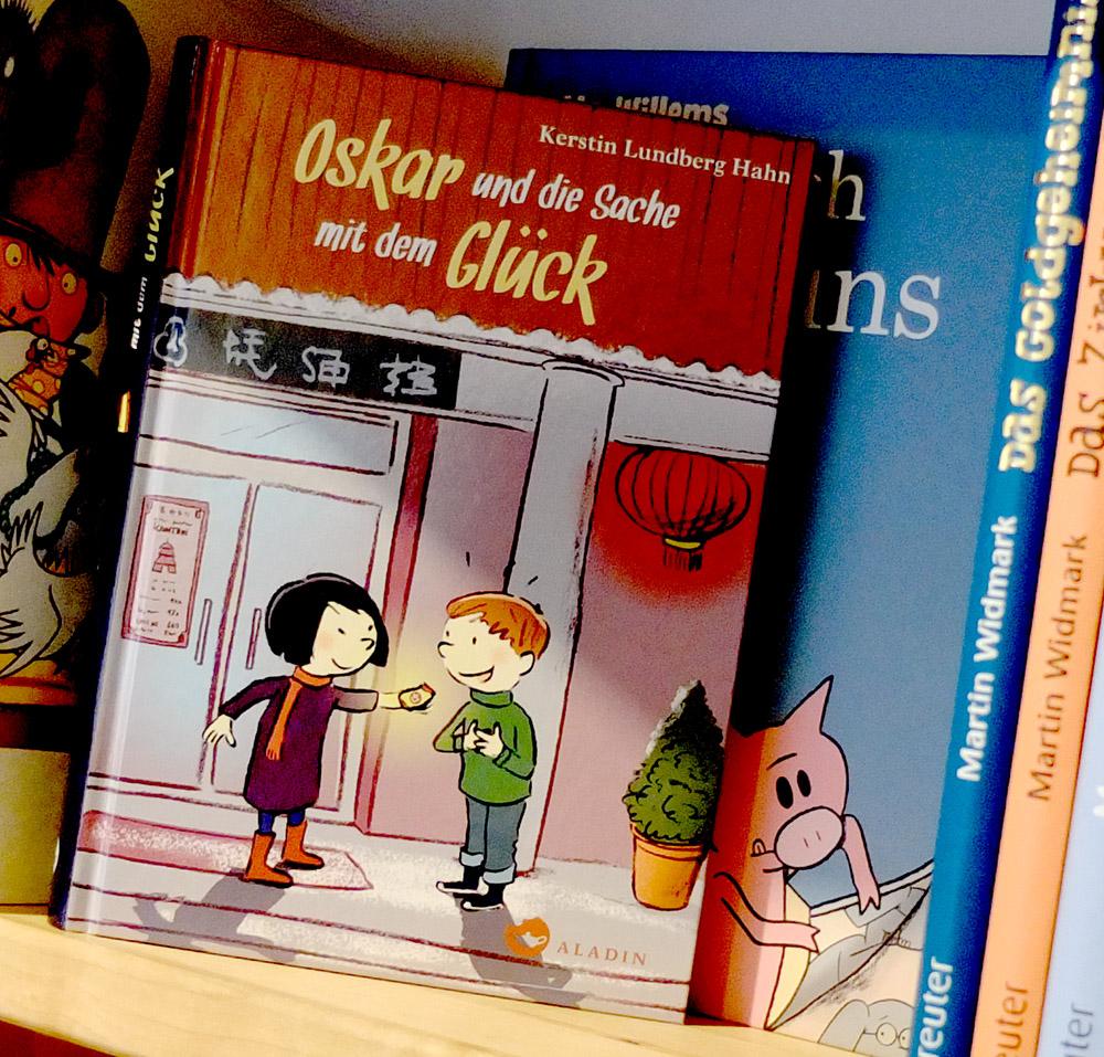 """""""Lyckokakan"""" av Kerstin Lundberg-Hahn i färsk tysk översättning."""