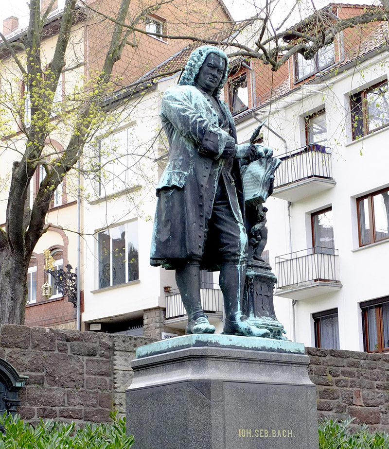 Johann Sebastian Bach (6185–1750).